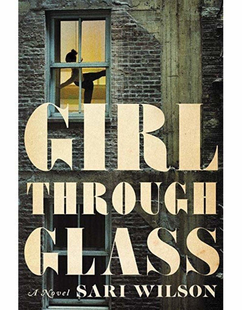 Girl Through Glass Book