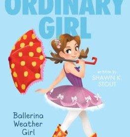Ballerina Weather Girl Book