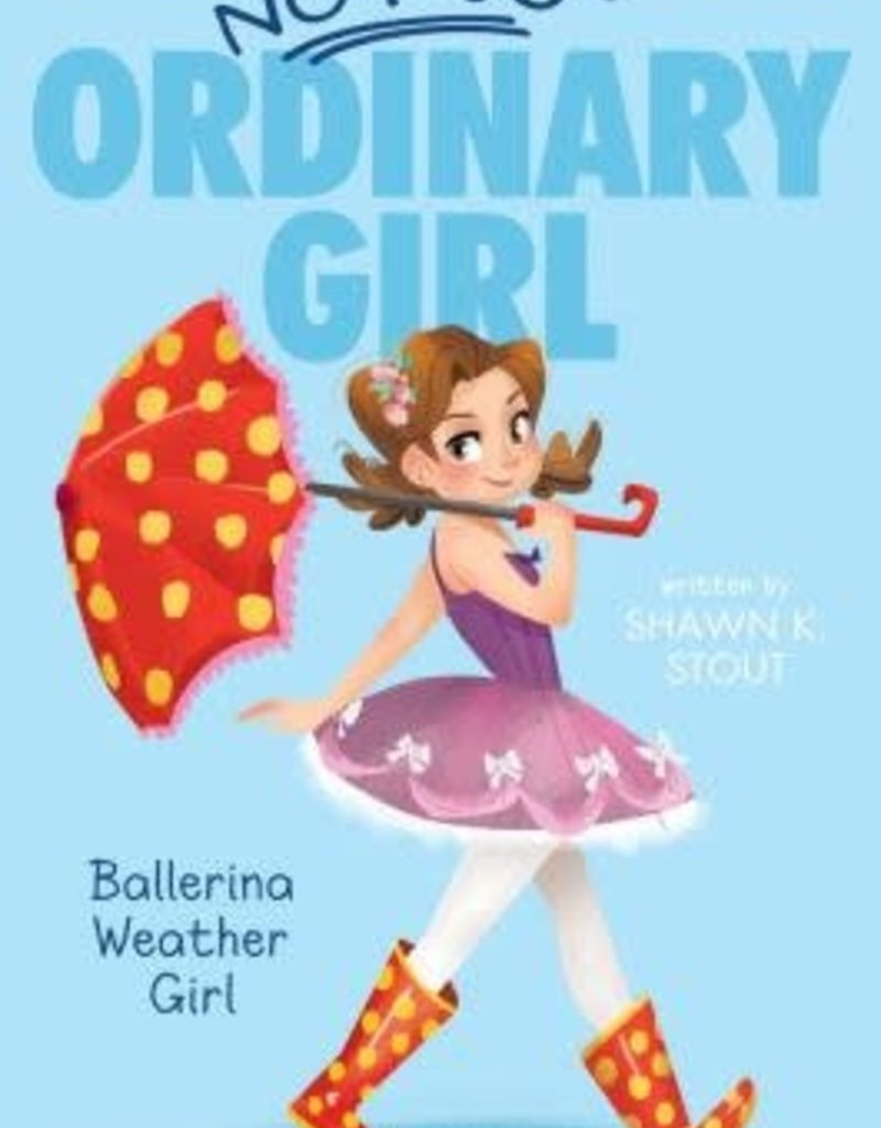 Ballerina Weather Girl Book