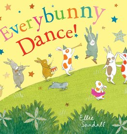 Everybunny Dance Book