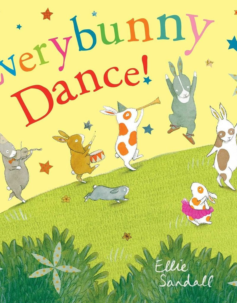Everybunny Dance Book