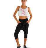 Bloch Capri Harem Pant Child M LC199P