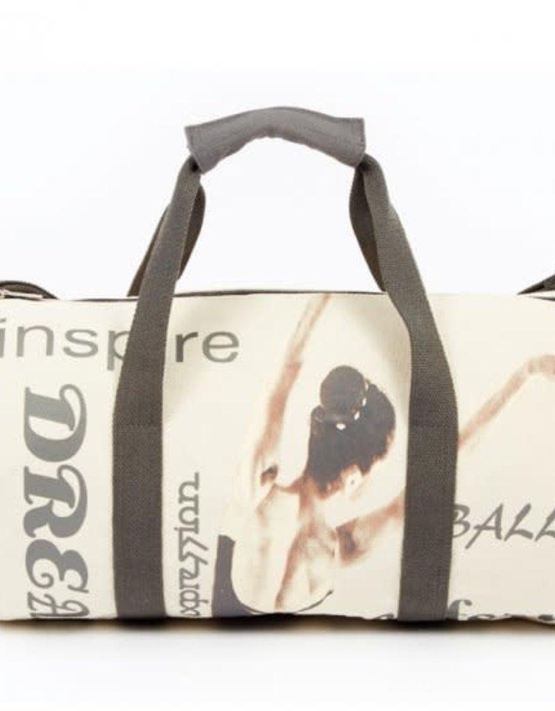 Dasha Graceful Dancer Duffel Bag 4974
