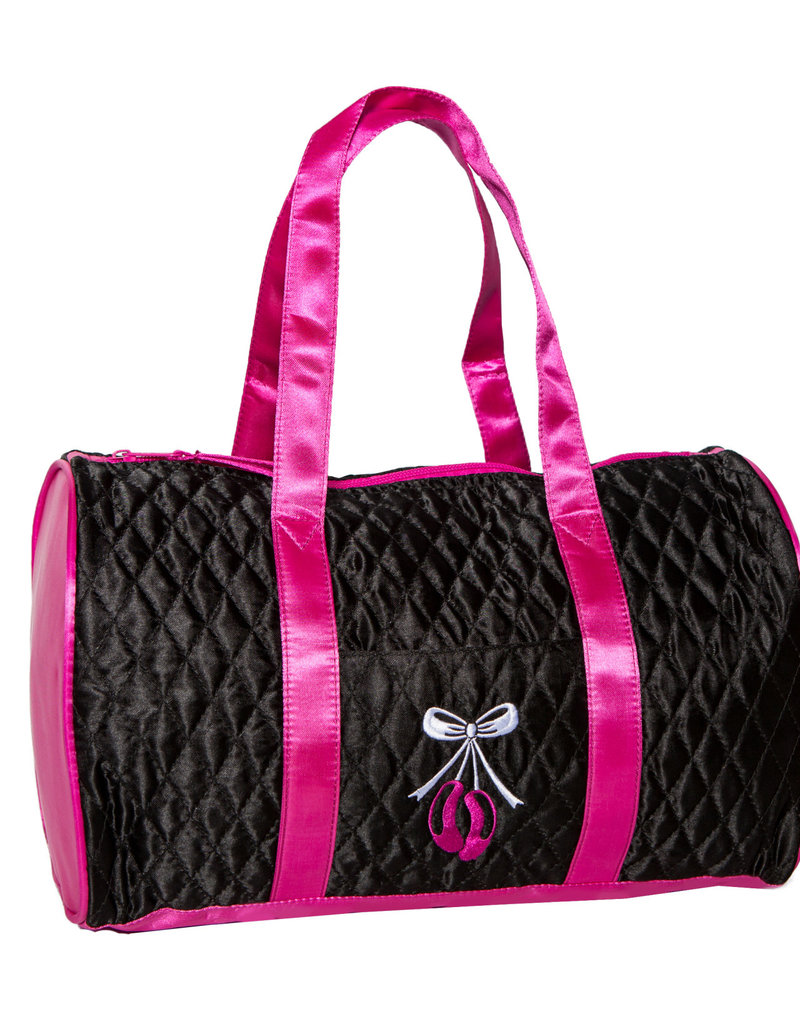Pretty In Satin Dance Bag