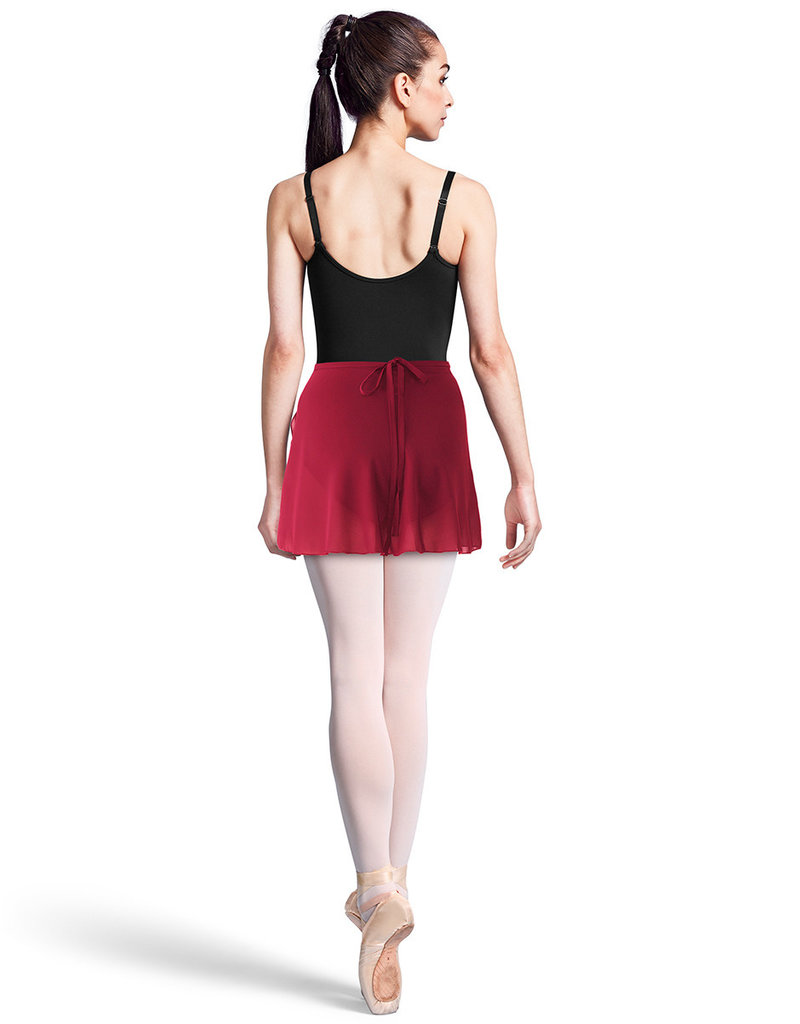 Bloch Georgette Wrap Skirt R9721