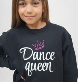 Trendy Trends Dance Queen Sweatshirt Child DQ562