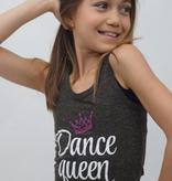 Trendy Trends Dance Queen Tank DQ2004