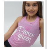 Trendy Trends Dance Queen Tank DQ2004