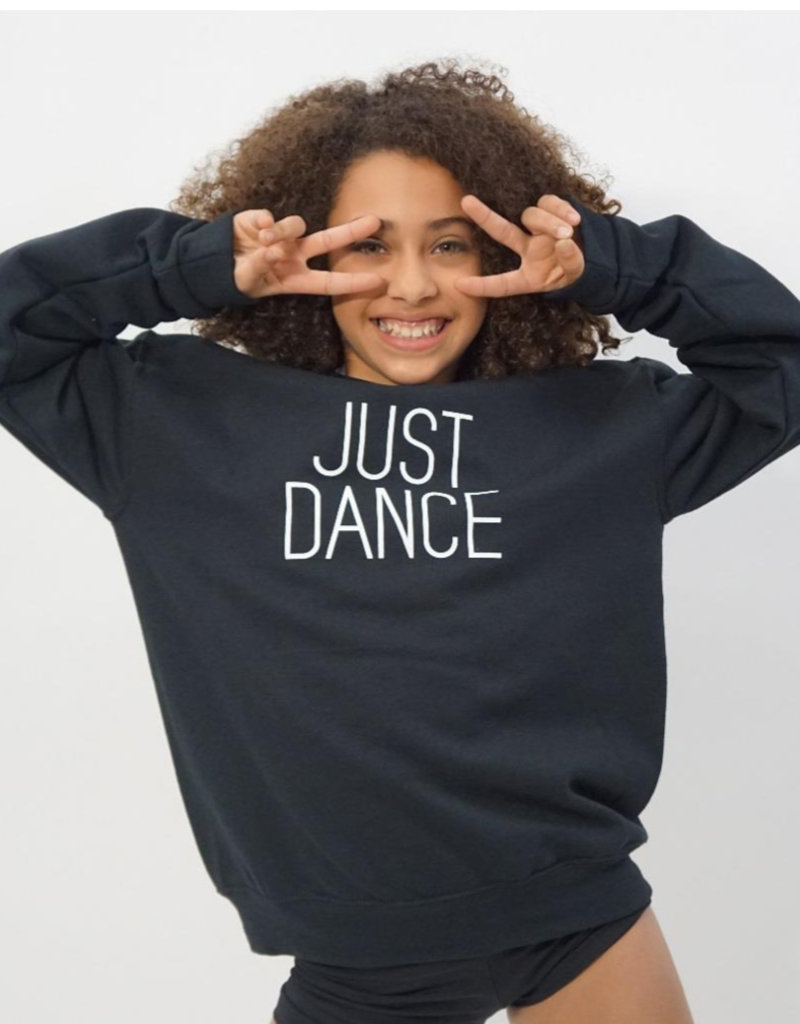 Trendy Trends Just Dance Sweatshirt Jr JD562