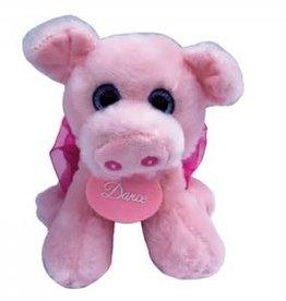Dasha Piggy Plush 6285