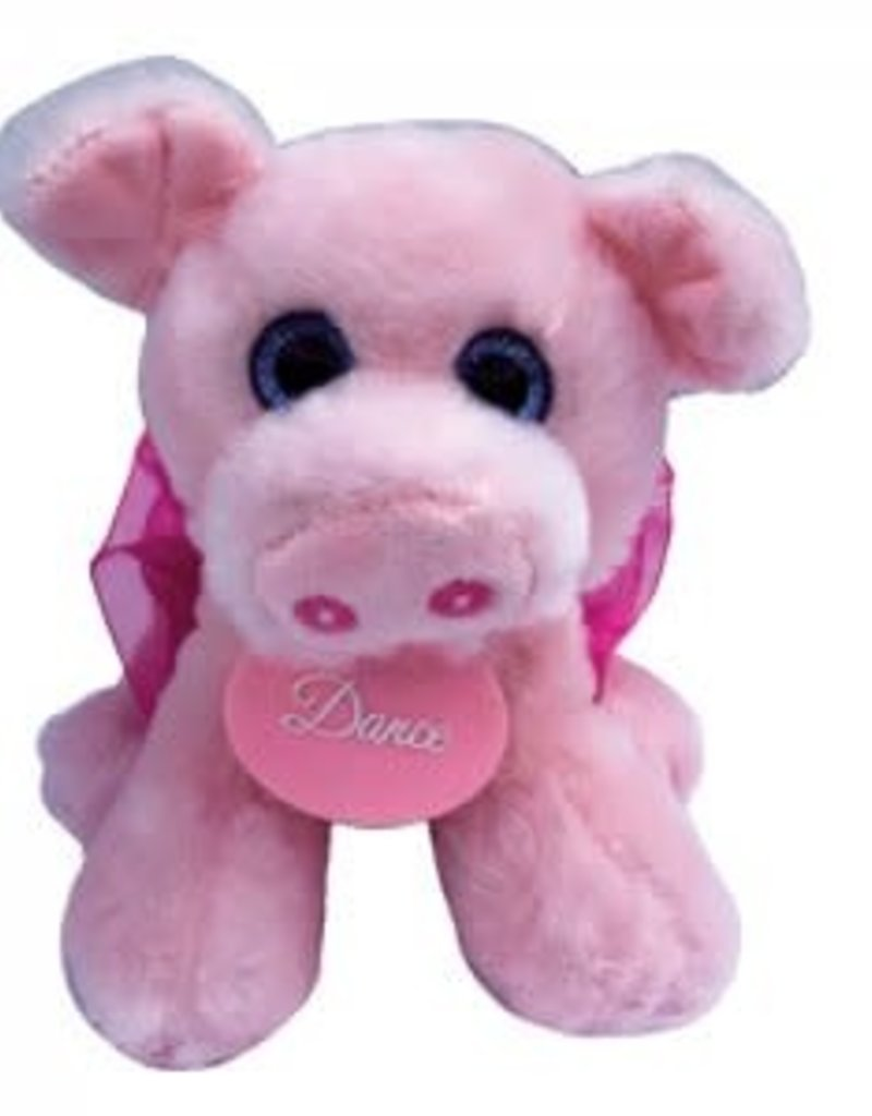 Dasha Piggy Plush 6285