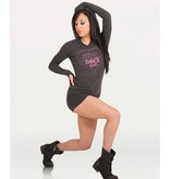 """Body Wrappers Girls """"Move"""" Hoodie 7330"""