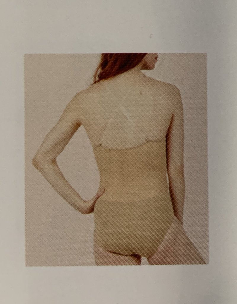 Capezio Girls Mesh Midriff Undergarment 3763T