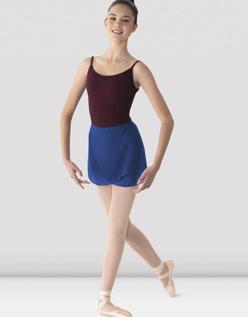 Bloch Mirella Georgette wrap skirt  One Size MS12