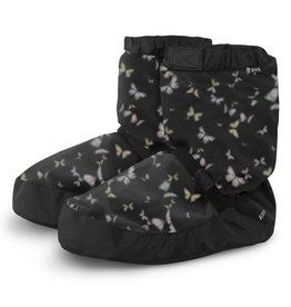 Bloch Print Warm Up Bootie  Adult Small