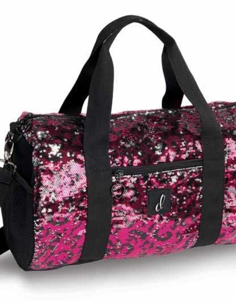 Danshuz My Hyped Cheetah Dance Bag B20500 Encore Dancewear