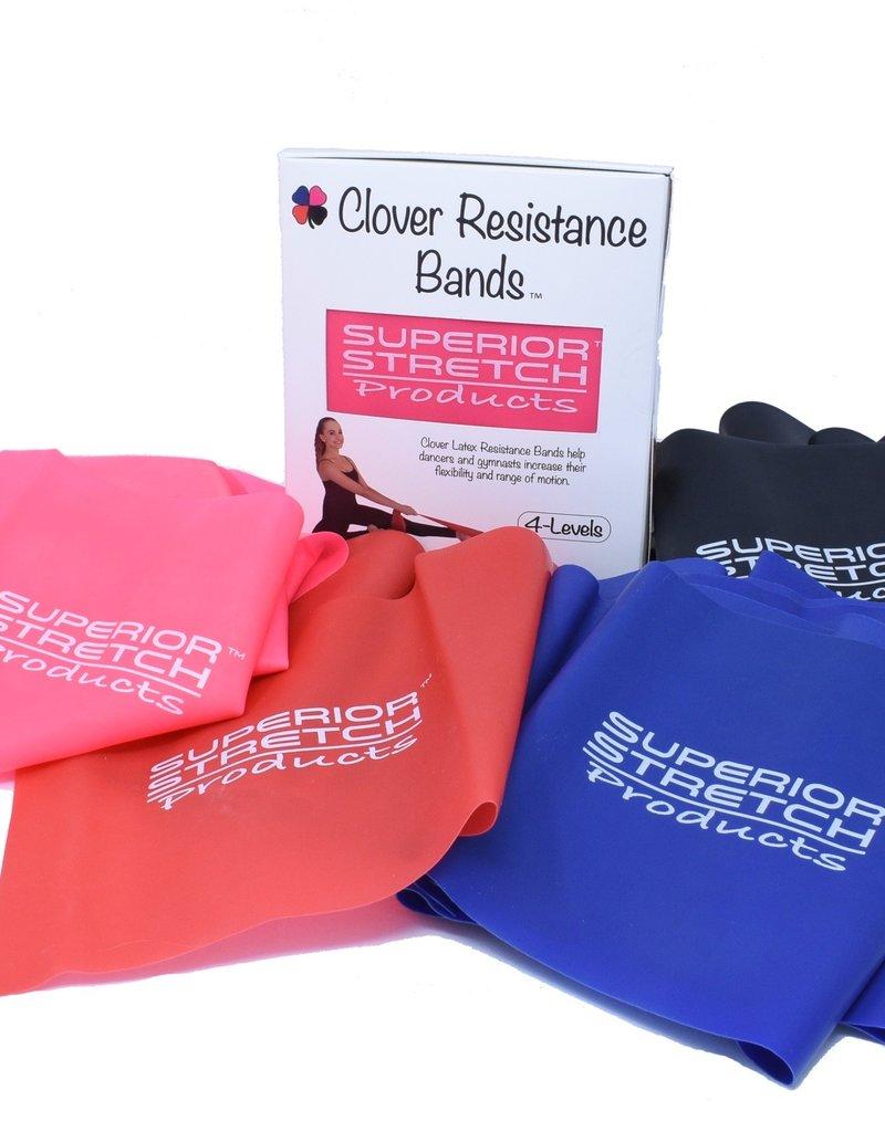 Clover Resistance Bands