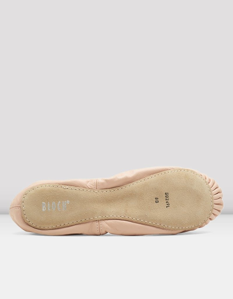 Bloch Giselle Full Sole No Tie S0249G PNK