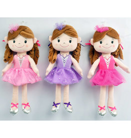 Huggable Ballerina Doll 48210