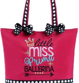 Little Miss Prima Ballerina Tote Bag LMP-01