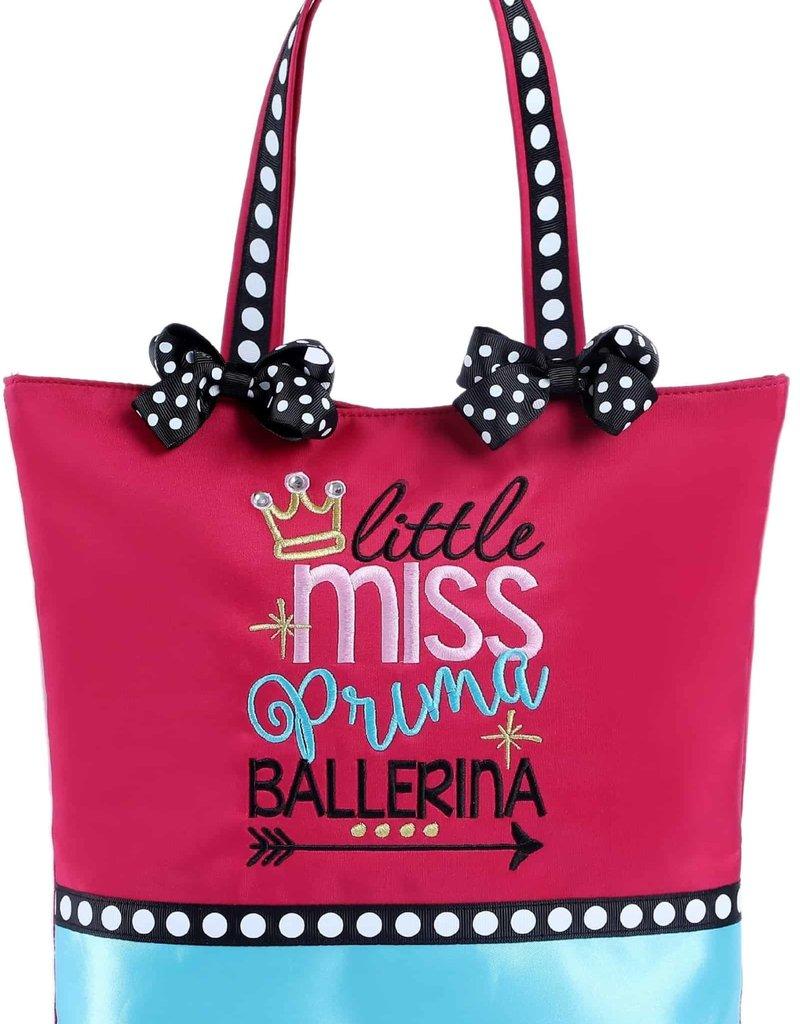 Little Miss Prima Ballerina Tote Bag LMP-01