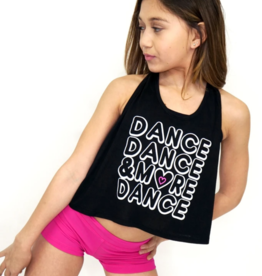 Trendy Trends Dance and More Tank DD3503 Adult
