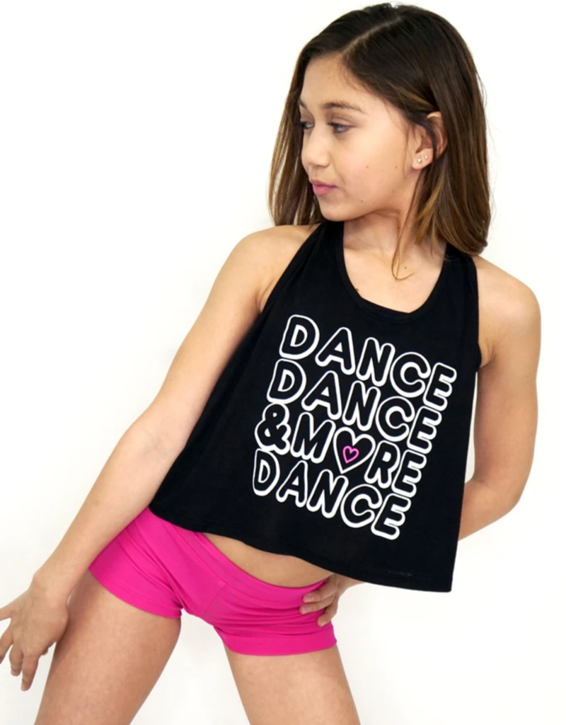 Trendy Trends Dance and More Tank DD3503 Child