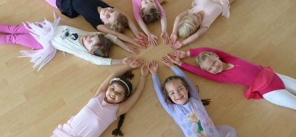 Let's Talk About the Good Stuff Dance offers your Children.