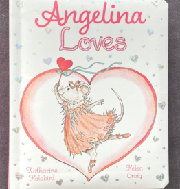 Angelina Ballerina Small Board Book