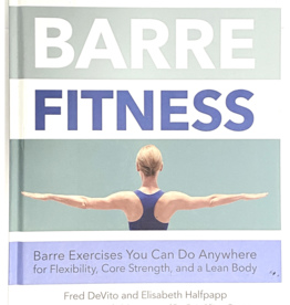 The Barre Fitness Book