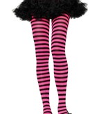 Striped Tights Adult One Size
