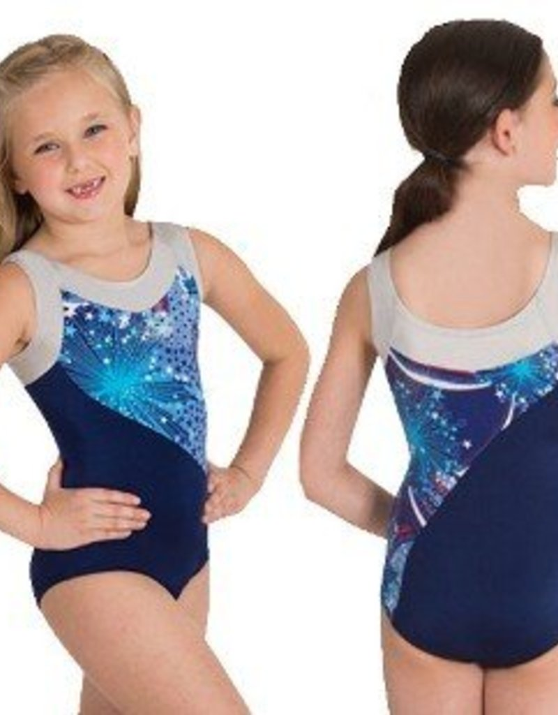Body Wrappers Gymnastics Tank 2000