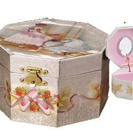 Jewelry Box 8 sided 15310