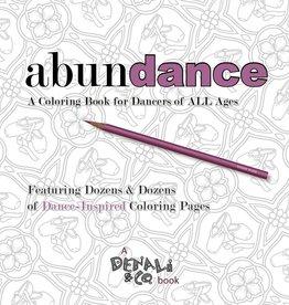 AbunDANCE Coloring Book