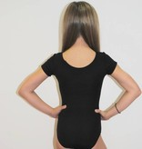 Capezio Child Short Sleeve Supplex Leotard TB132C
