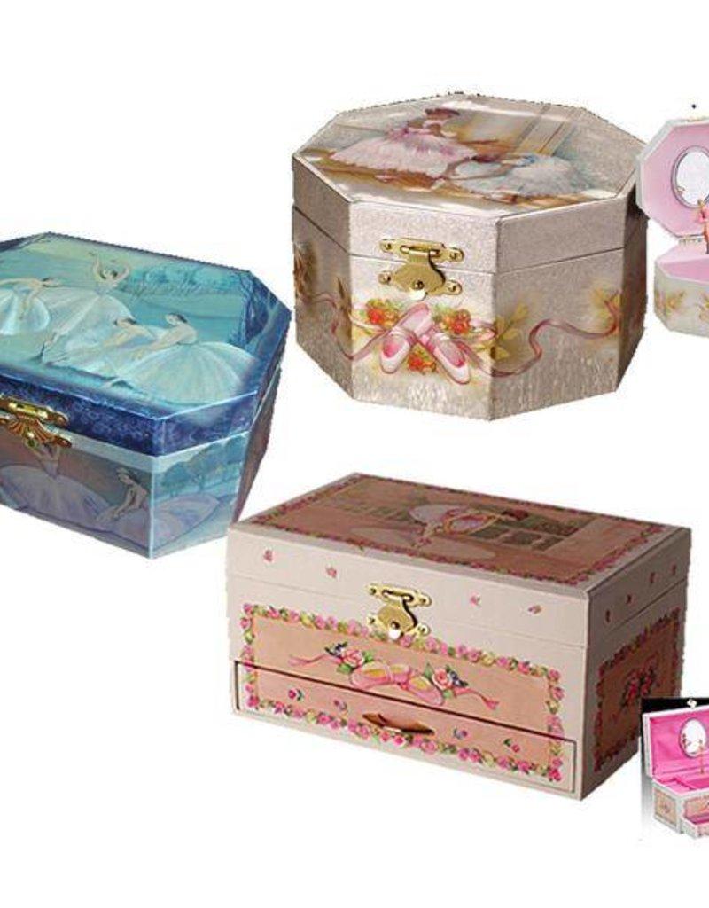 Jewelry Box 8 sided 15310
