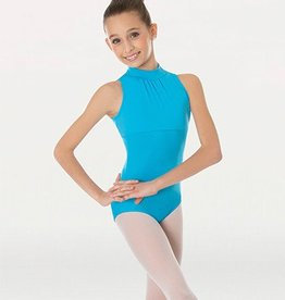 Body Wrappers High Neck Leotard 3011