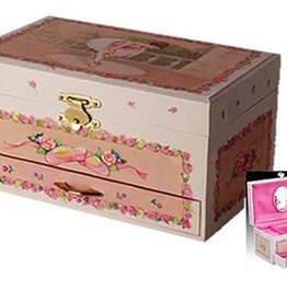Jewelry Box flattop 15310
