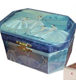 Jewelry Box Blue 15310