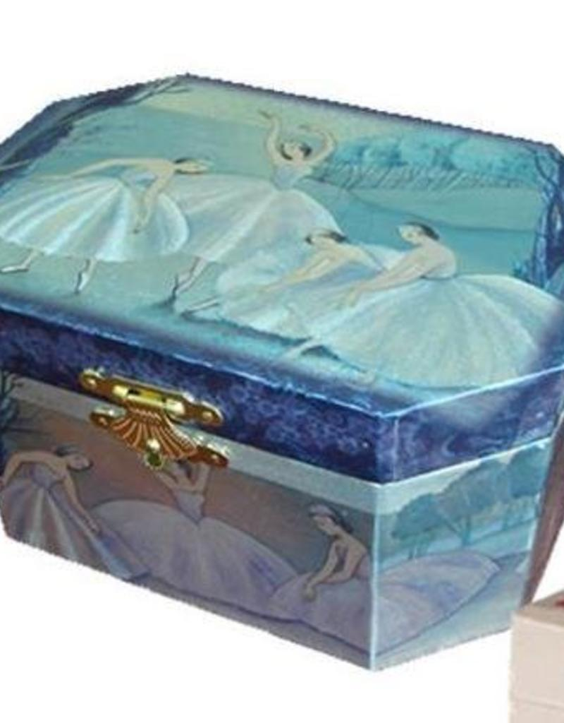 Jewelry Box Blue 15310