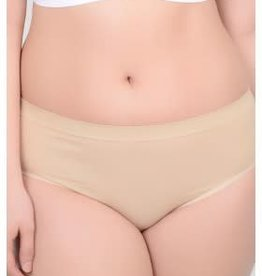 q-t intimates Seamless Dance Panty Adult
