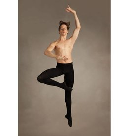 Capezio Men's Footed  Tight MT11