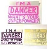 SuperPower Sticker G325
