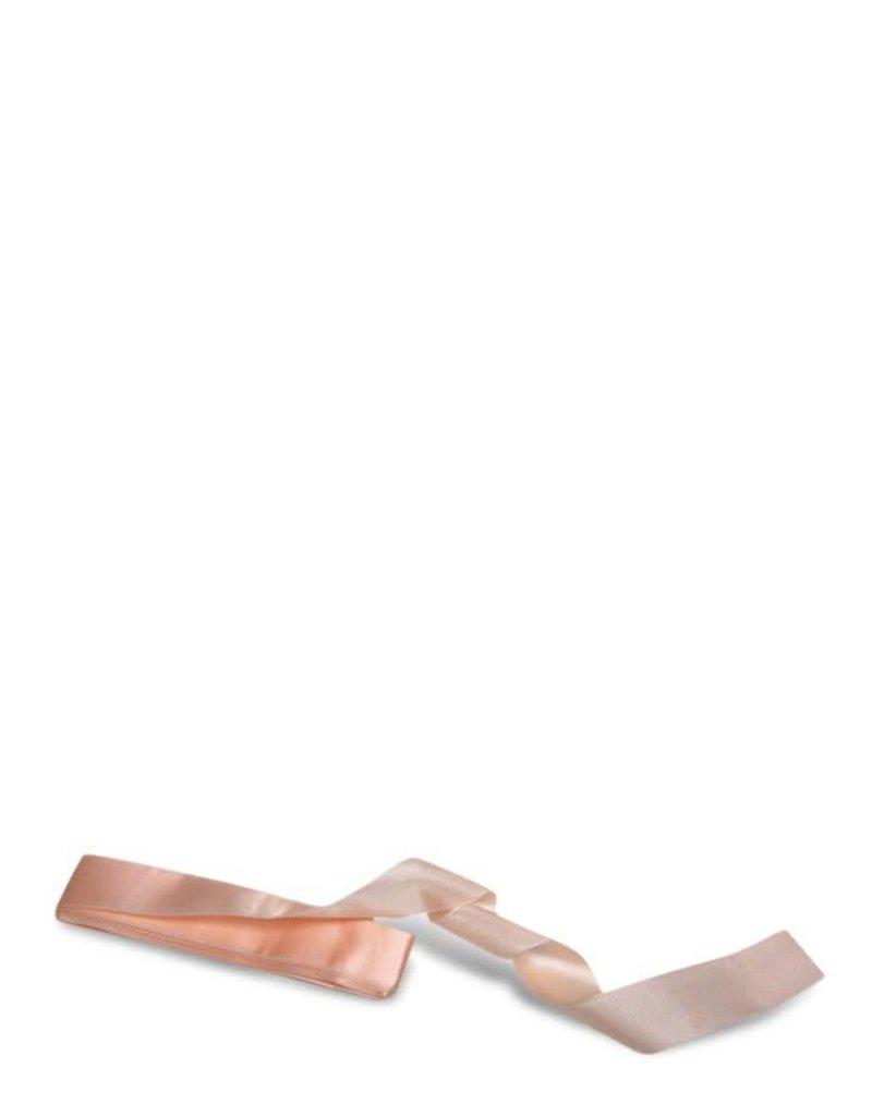 Bloch Double Face Pointe Shoe Ribbon