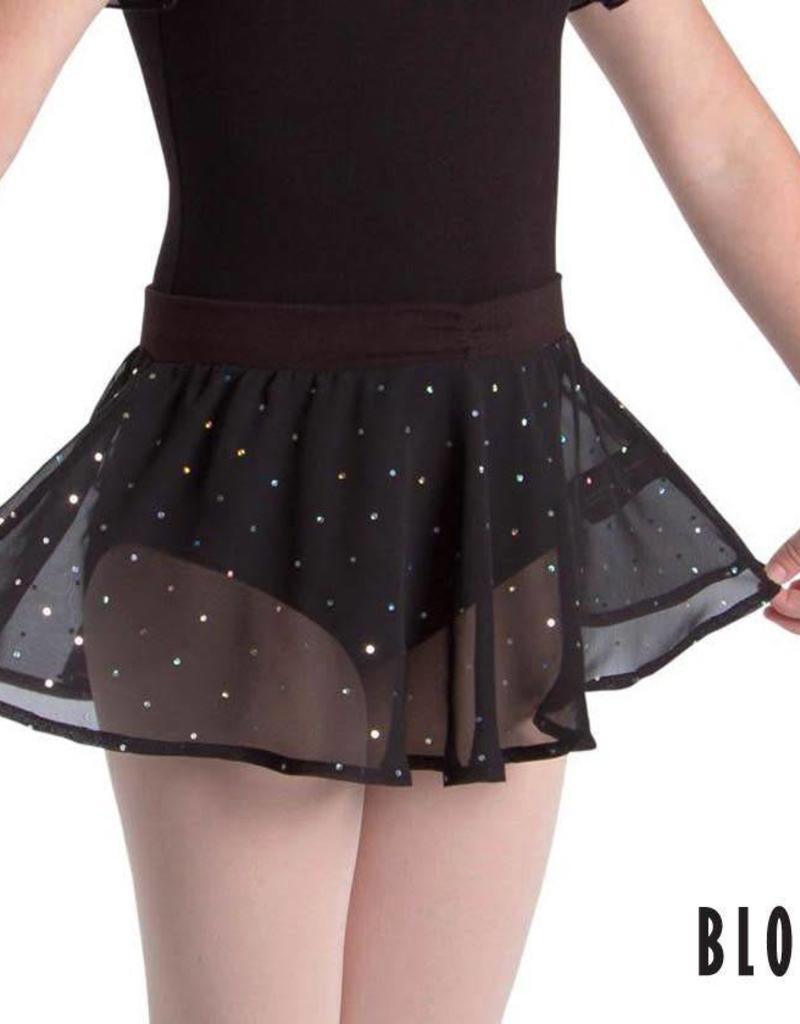Bloch Sparkly Skirt CR5161
