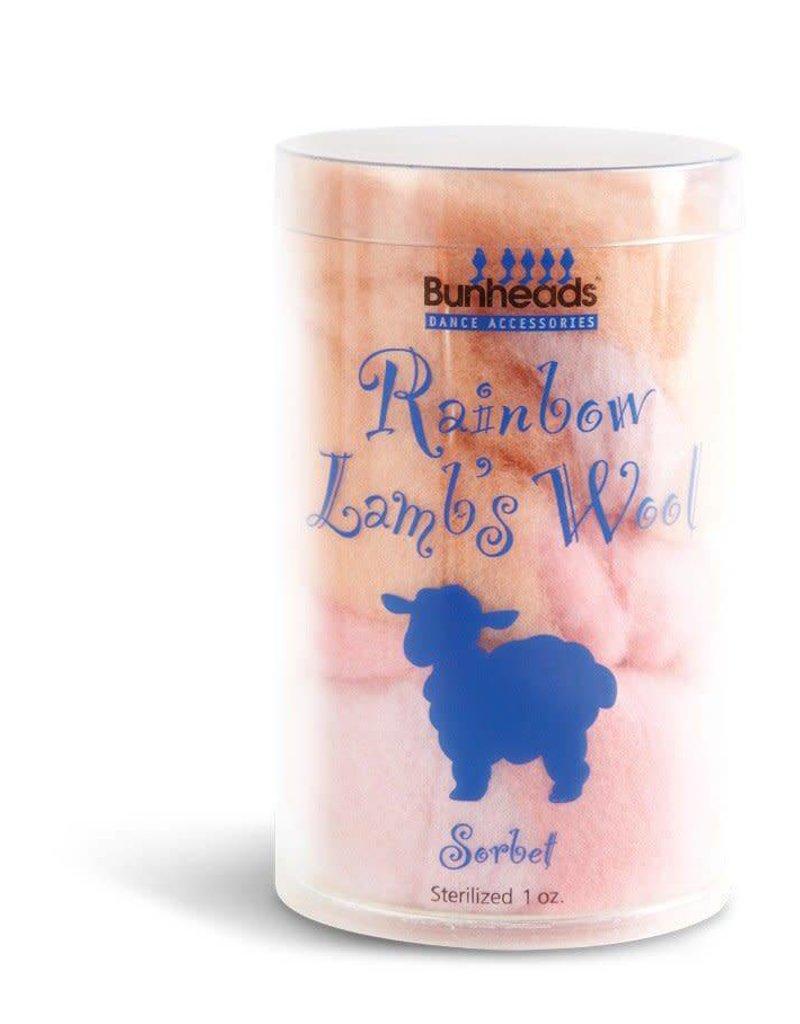 Capezio Bunheads RAINBOW LAMBS WOOL BH401ONE