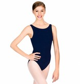 Capezio Cotton Tank Leotard CC201