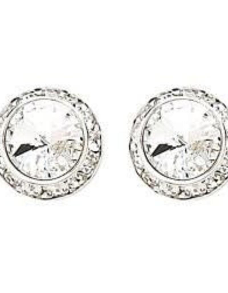 17mm Swarovski Crystal Earrings 2710