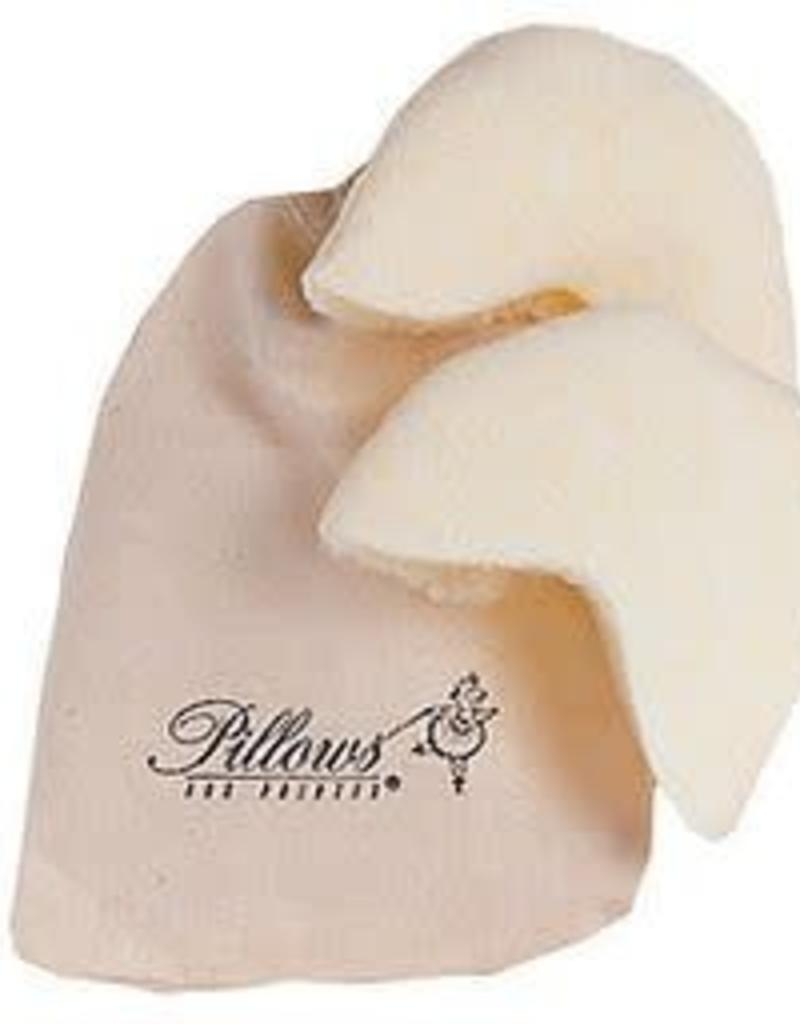 pillows Lambs Wool Toe Pads