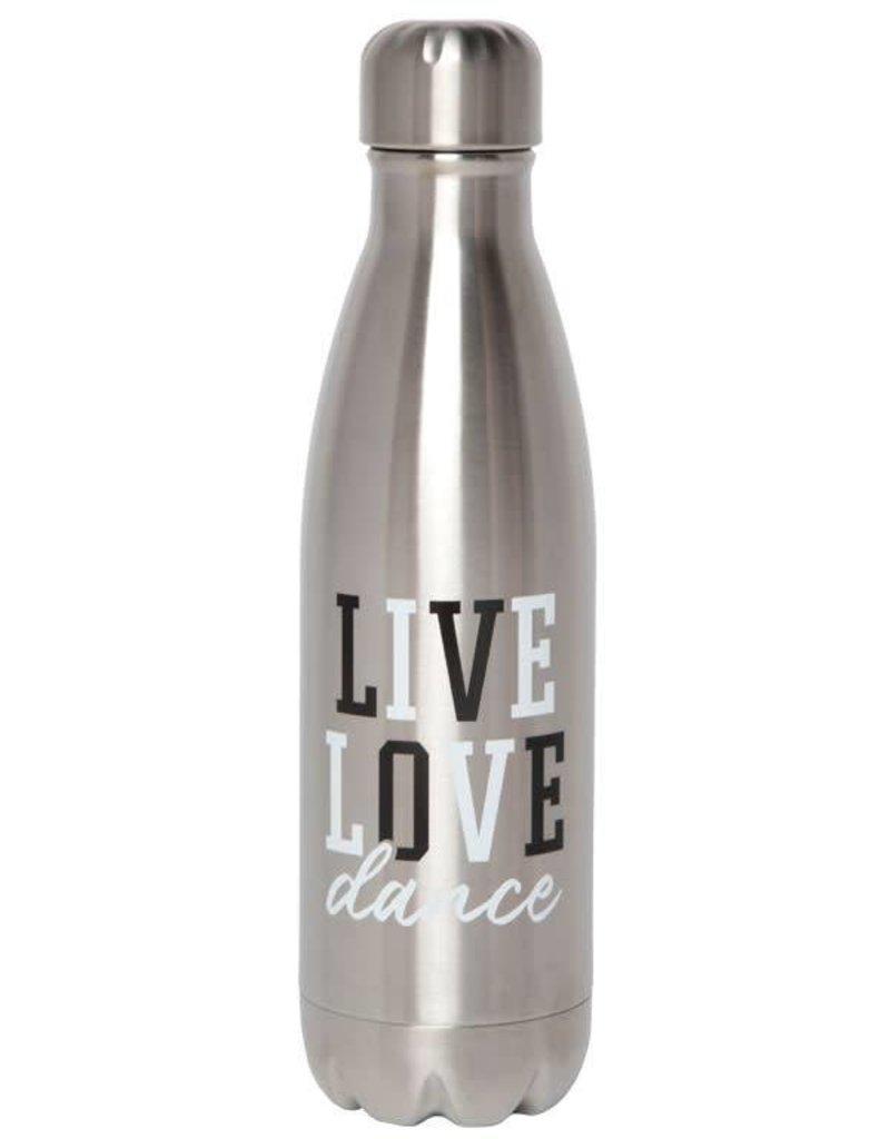 Sugar & Bruno D8396 Live Love Water Bottle